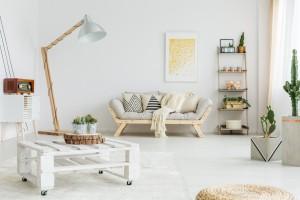 Ample apartment